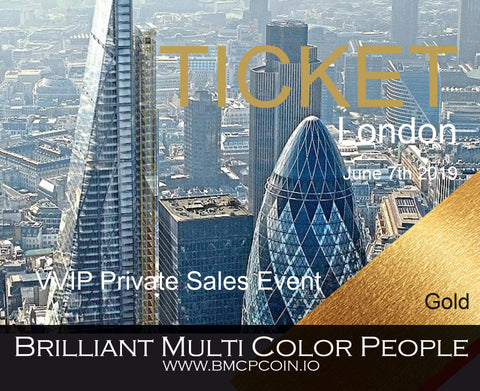 011.003 - London-001 - Jun 07 2019 - Ticket-04 - VVIP Private Sales - LP11.003-4