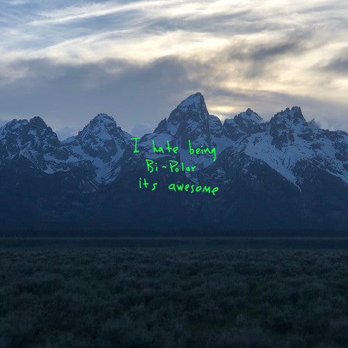 Kanye West's Ye LP Now Available for Pre-Order