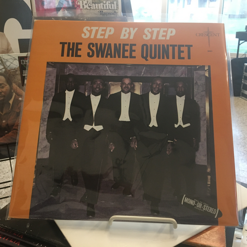 The Swanee Quintet ‎– Step By Step