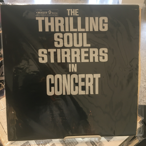 The Soul Stirrers - Thrilling Soul Stirrers in Concert