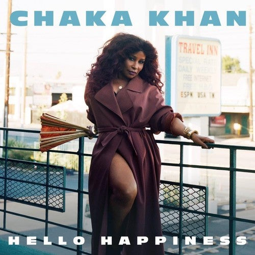 Chaka Khan - Hello Happiness [PRE-ORDER 03/01/2019]