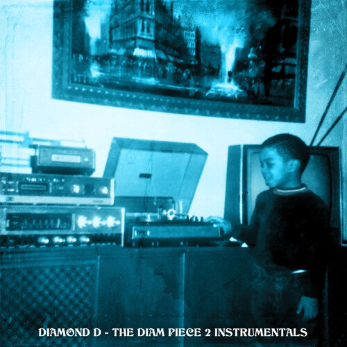 Diamond D - The Diam Piece 2: Instrumentals