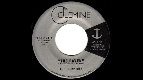 The Ironsides - Raven / Song For Adrian