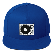 Turntable Logo Cap