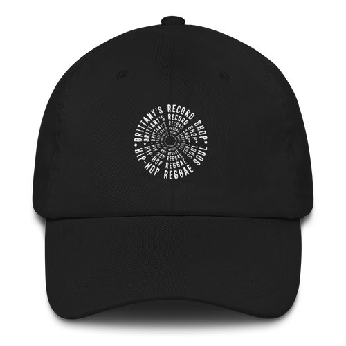 Shop Logo Cap