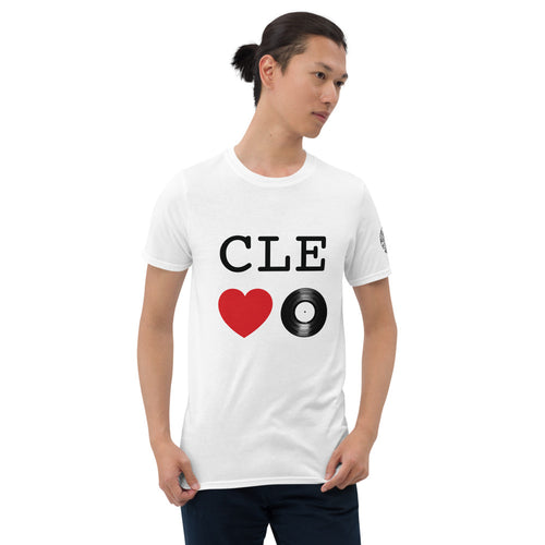 CLE LOVES VINYL T-Shirt