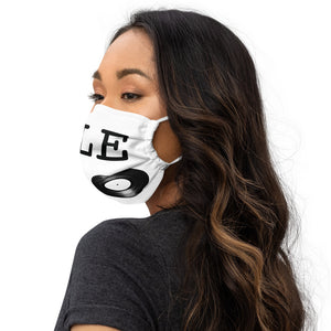 CLE LOVES VINYL Face Mask