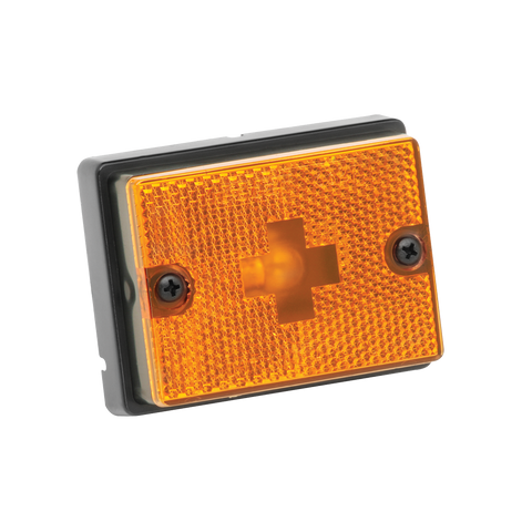Side Marker/Clearance Light Amber
