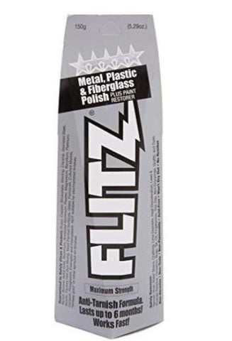 Flitz Metal, Plastic and Fiberglass Polish Paste