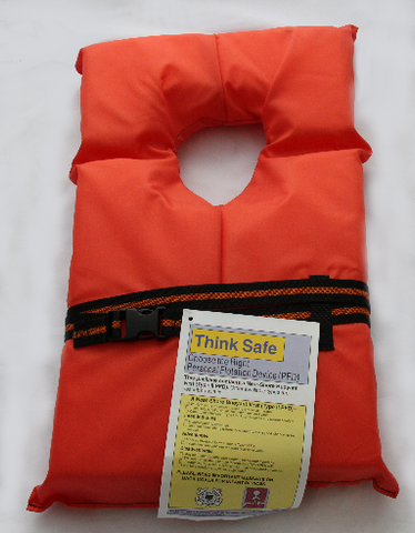 Near-Shore Buoyant Vest Type II