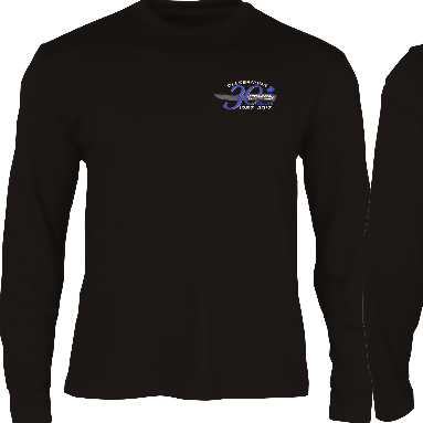 Outlaw - Long Sleeve T - Ladies