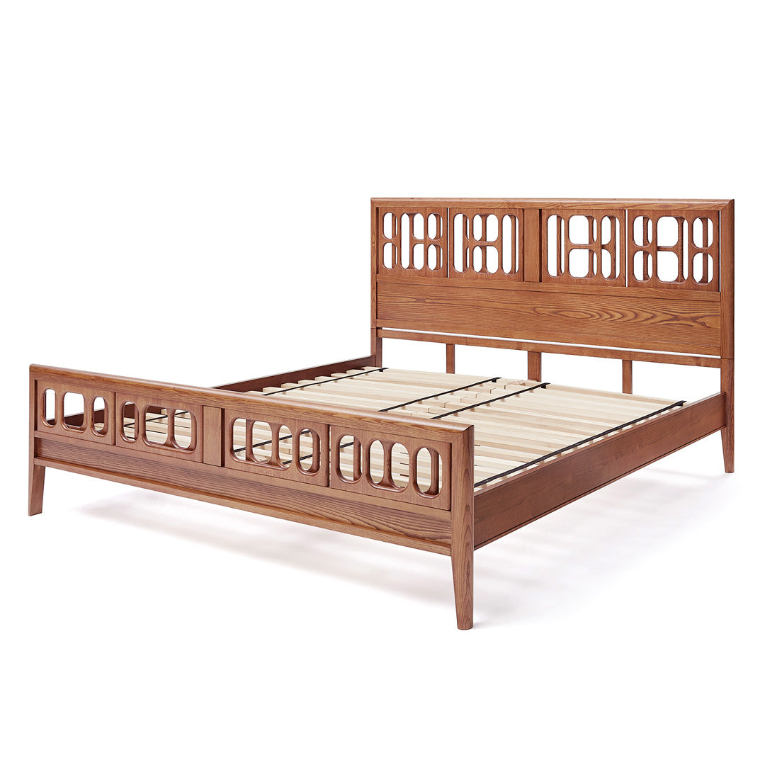 NOR Solid Ash Bed