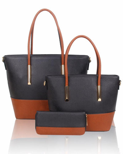 Elegant 3 in 1 handbag