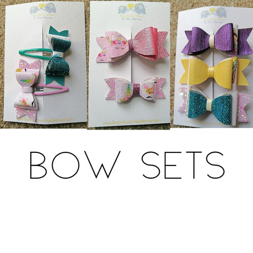 Bow Sets