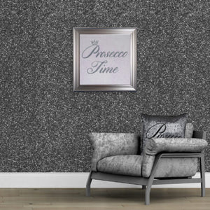 Glitter Fabric Wall Covering