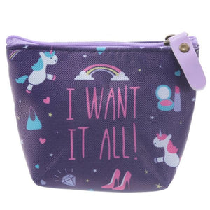 I want it All! - Coin purse
