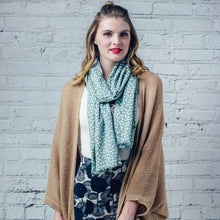 Lucinda - Turquoise Scarf