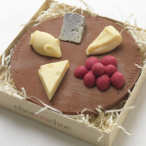 Mini Cheeseboard Chocolate