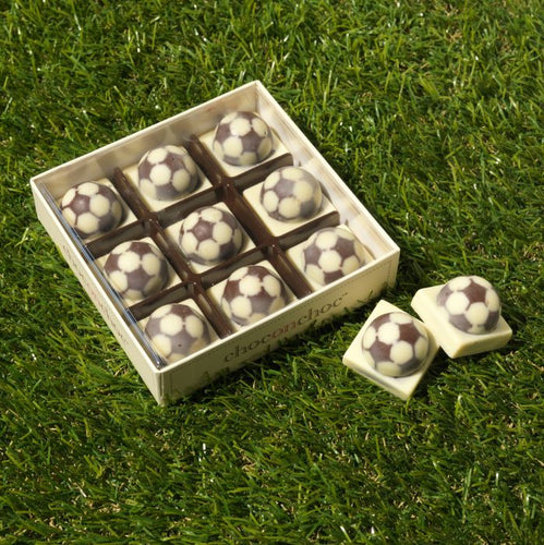 Football Chocolate
