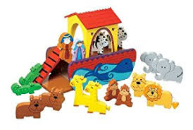 Noahs Ark Play Set