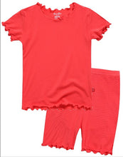 Load image into Gallery viewer, Hot Pink Kids Pajamas