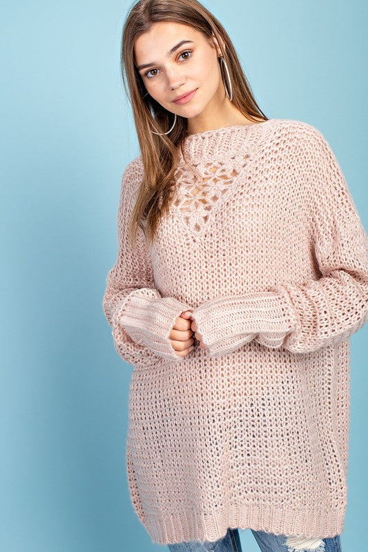 Sweet and Slouchy Sweater