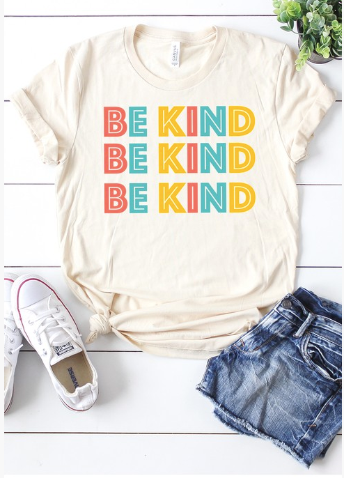 'Be Kind' Graphic Tee