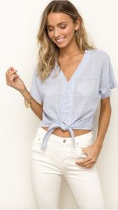 Tessa Button Down Shirt