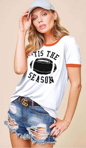 'Football Season' Graphic Tee