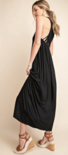 Load image into Gallery viewer, Maxi Dress with Back Detail