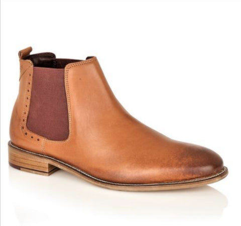 london brouges gents gatsby leather boots by london brouges