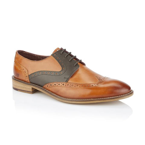 london brouges tommy tan brown gents sale