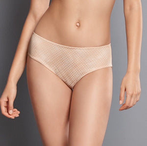 Rosa Faia Caroline Brief in Light Rose