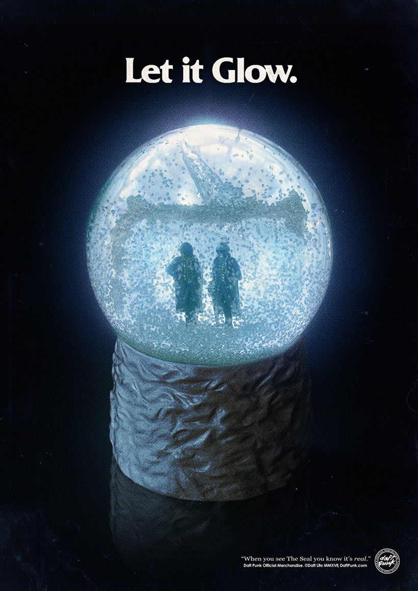 Limited Edition Light-Up Snow Globe