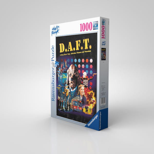 Limited Edition D.A.F.T. Ravensburger Puzzle