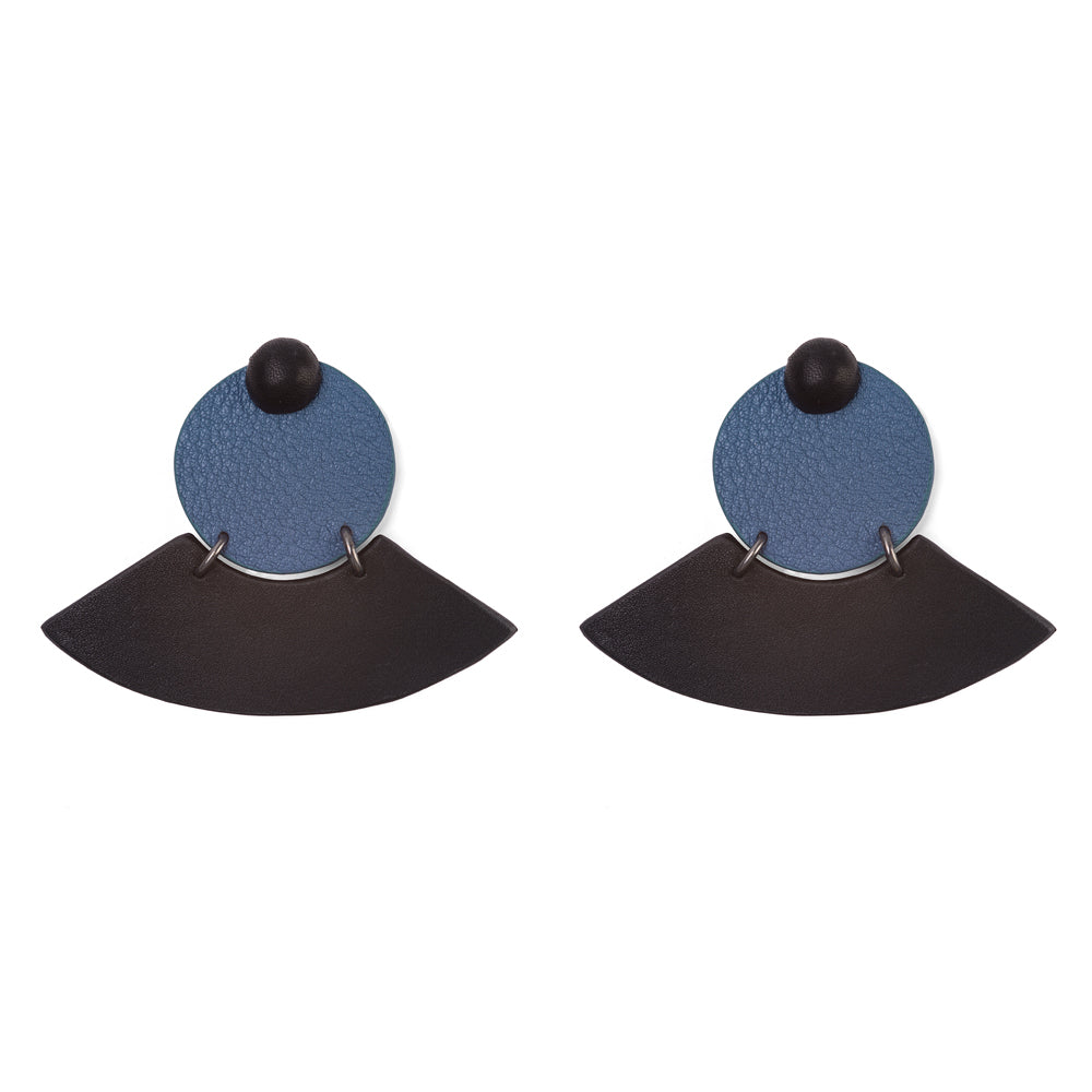 Swing Earrings Cobalt