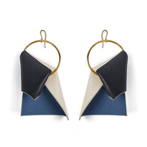 Miami Earrings Patchwork