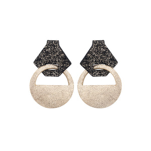 Forte Earrings Gold