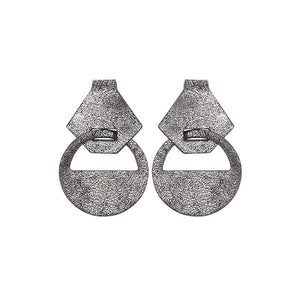 Forte Earrings Silver