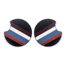 Sanremo Earrings Striped