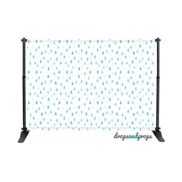 April Showers Photography Backdrop