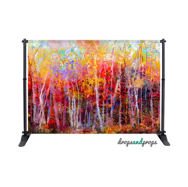 Autumn Splendor Photography Backdrop