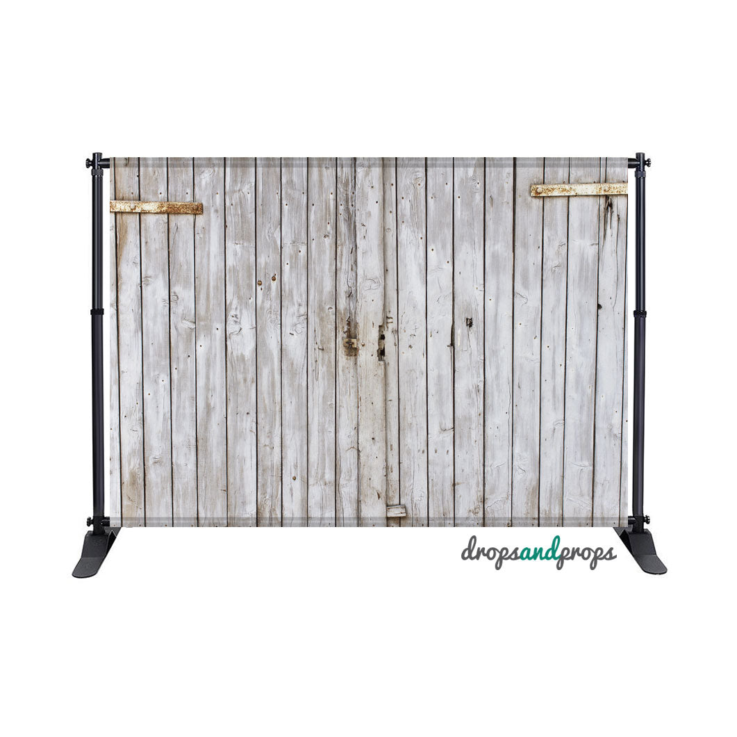 Barn Door Photography Backdrop