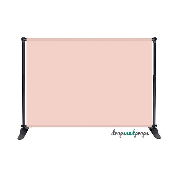 Blush Solid Photography Backdrop