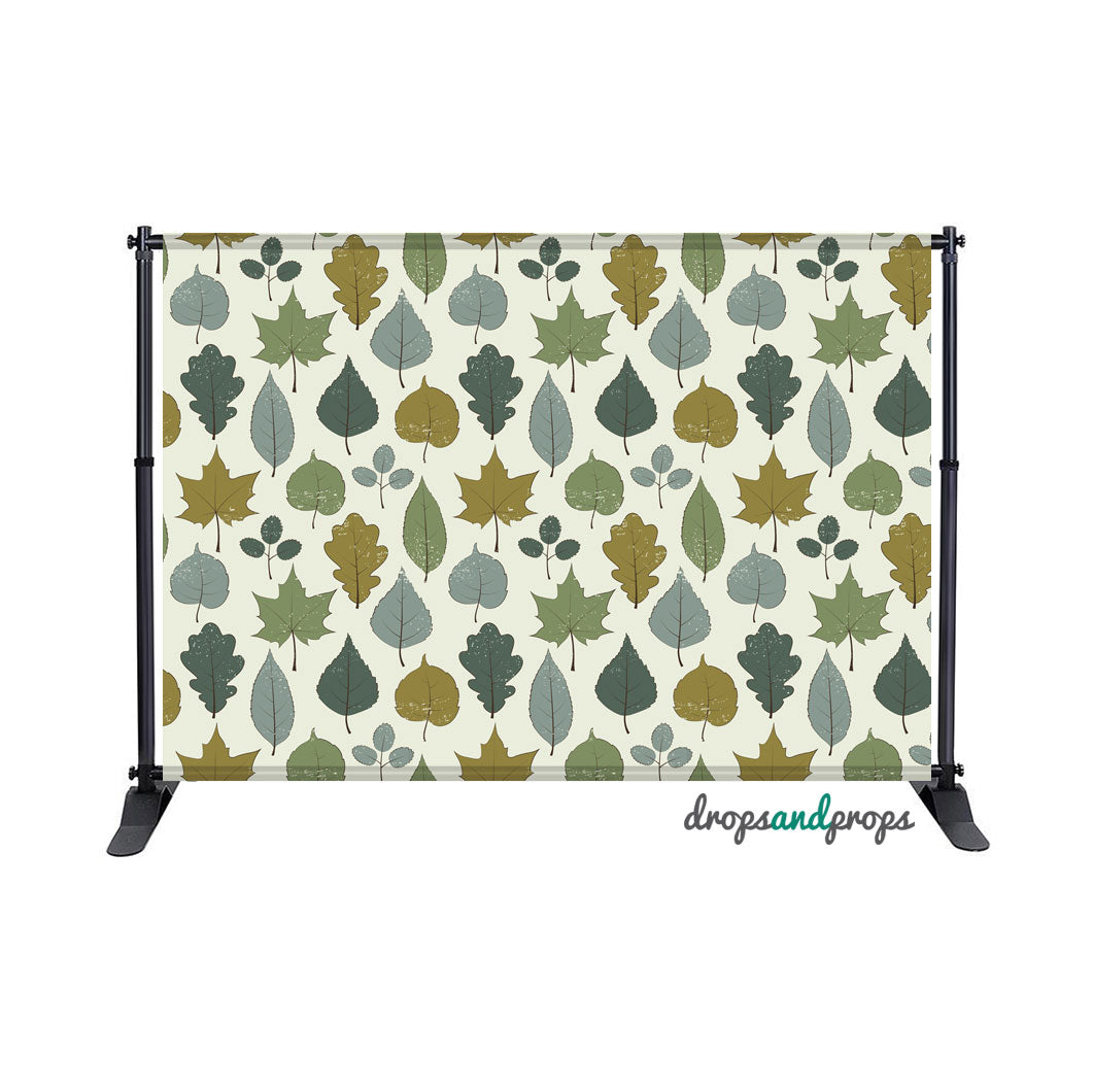 Fall in Love Photography Backdrop