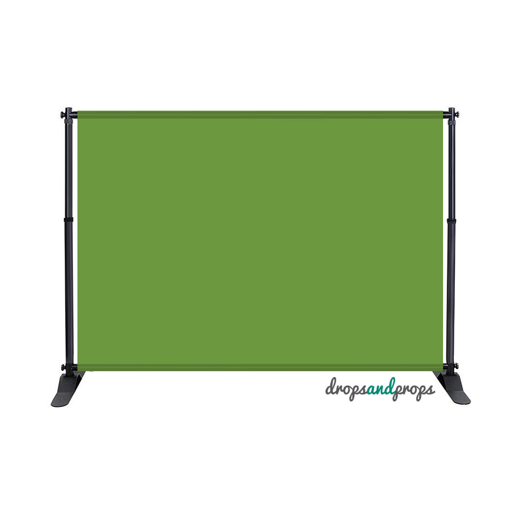 Grass Green Photography Backdrop