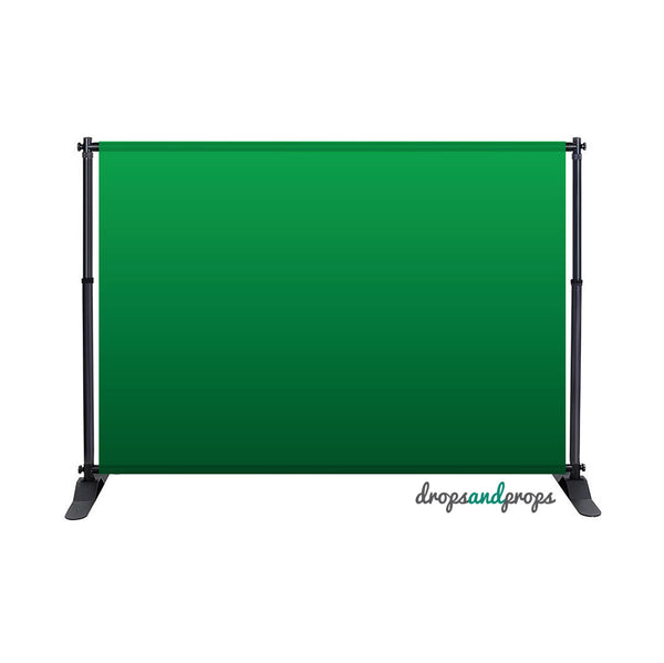 Green Ombre Photography Backdrop