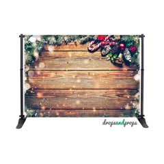 Holiday Season Photography Backdrop