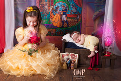 Tale As Old As Time Photography Backdrop