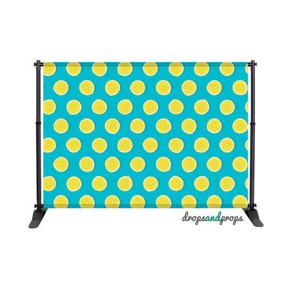 Lemondrop Photography Backdrop